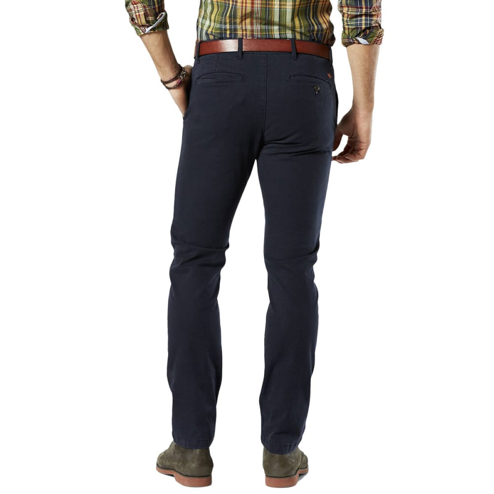 DOCKERS Men's Slim Tapered Fit Washed Khaki Pants - PEMBROKE 0003