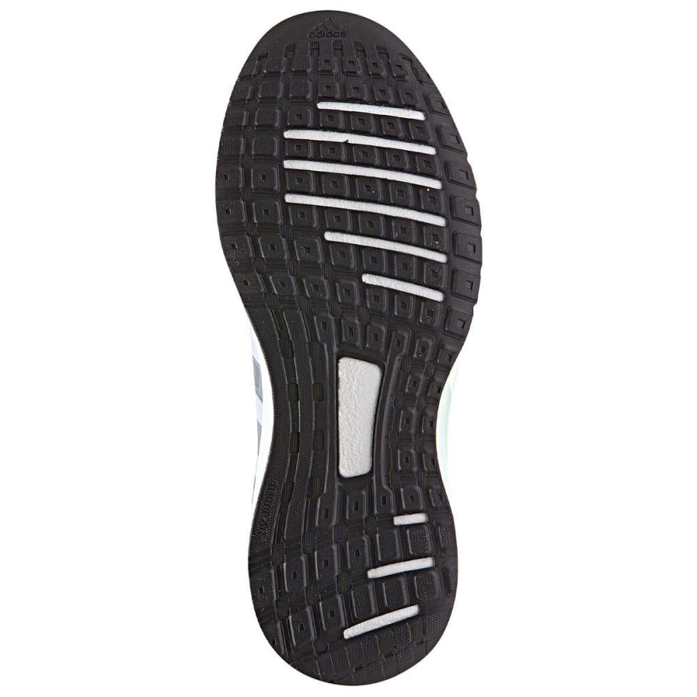 ADIDAS Women's Galaxy Elite W Running Shoes - MID GREY/WHT/FROGRN