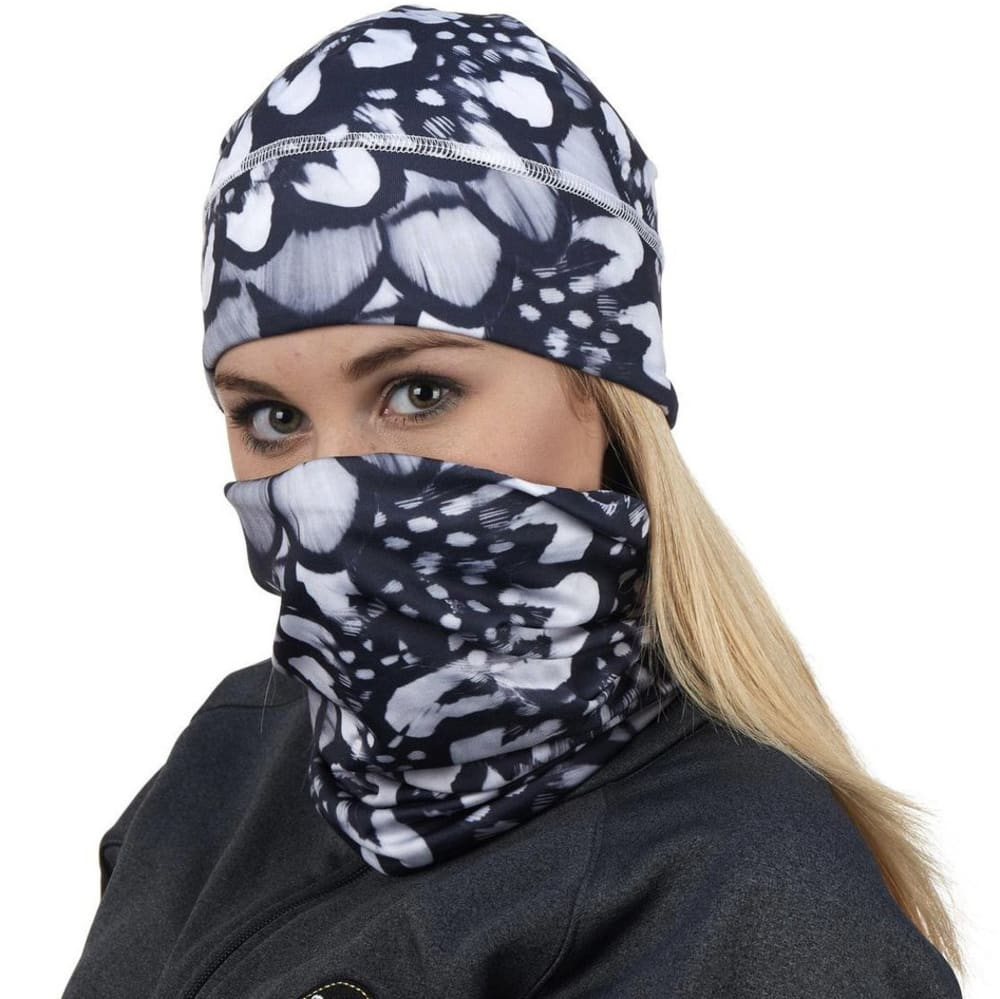 TURTLE FUR Women's Totally Tubular Comfort Shell Neck Warmer - ASSORTED