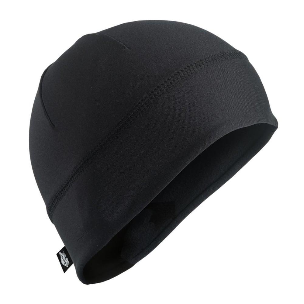 TURTLE FUR Women's Brain Shroud Shell Beanie - BLACK
