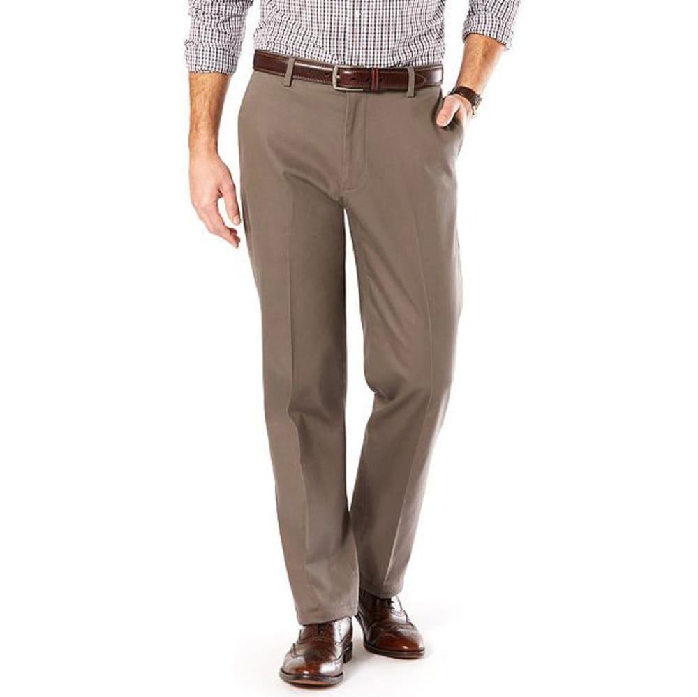 DOCKERS Men's Signature Stretch Khaki, Classic Fit Pants - Discontinued Style 30/30