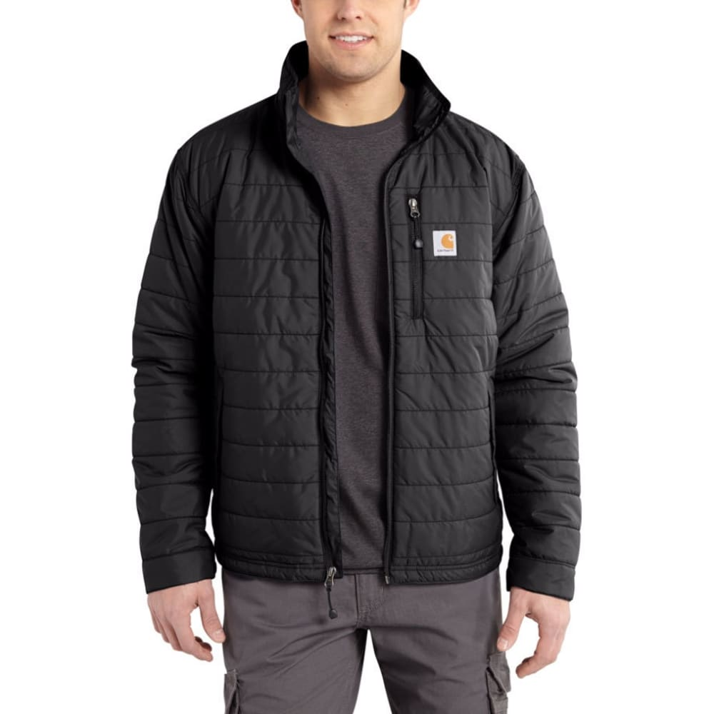 Carhartt Men's Gilliam Work Jacket - Black, L