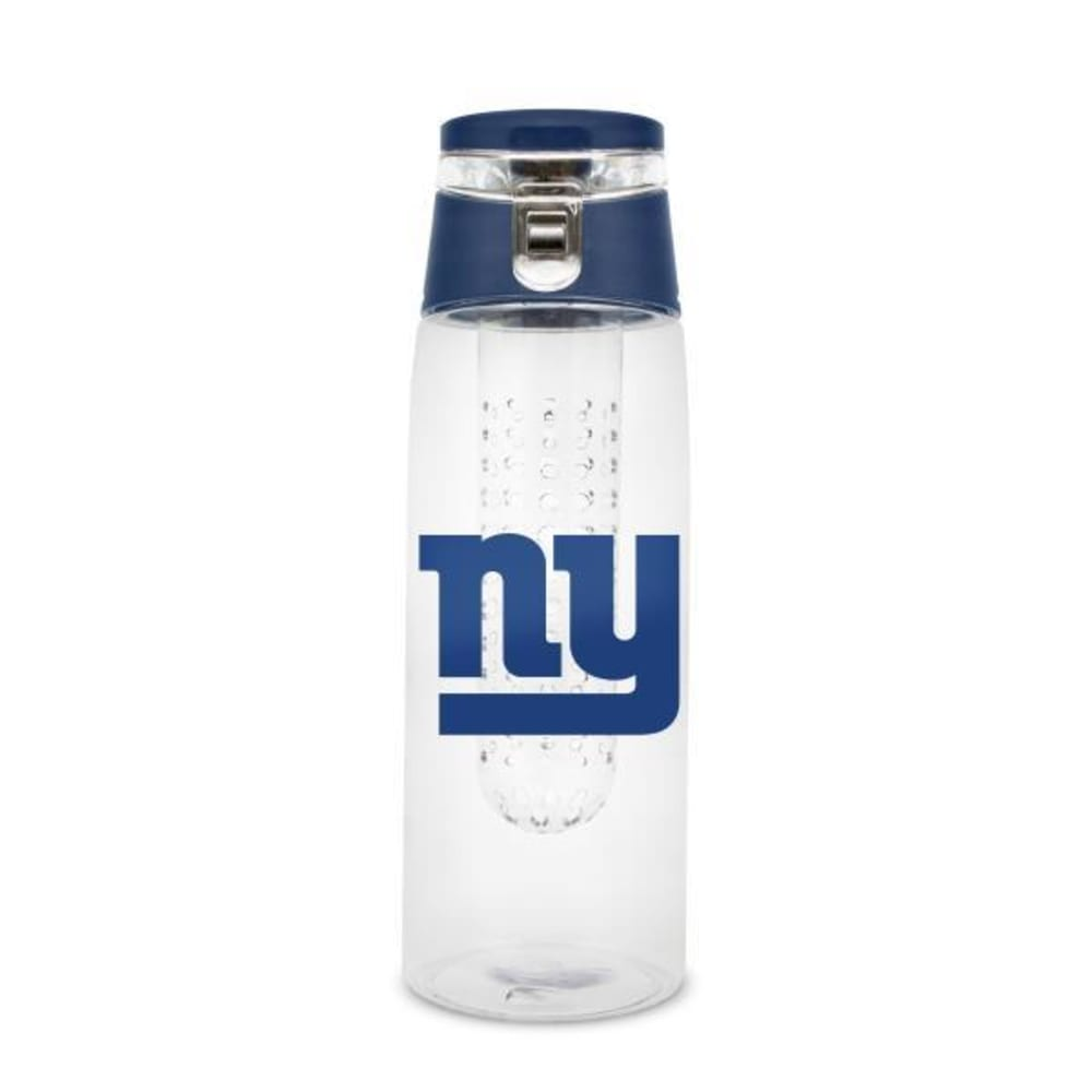 NEW YORK GIANTS Infusion Water Bottle - ASSORTED