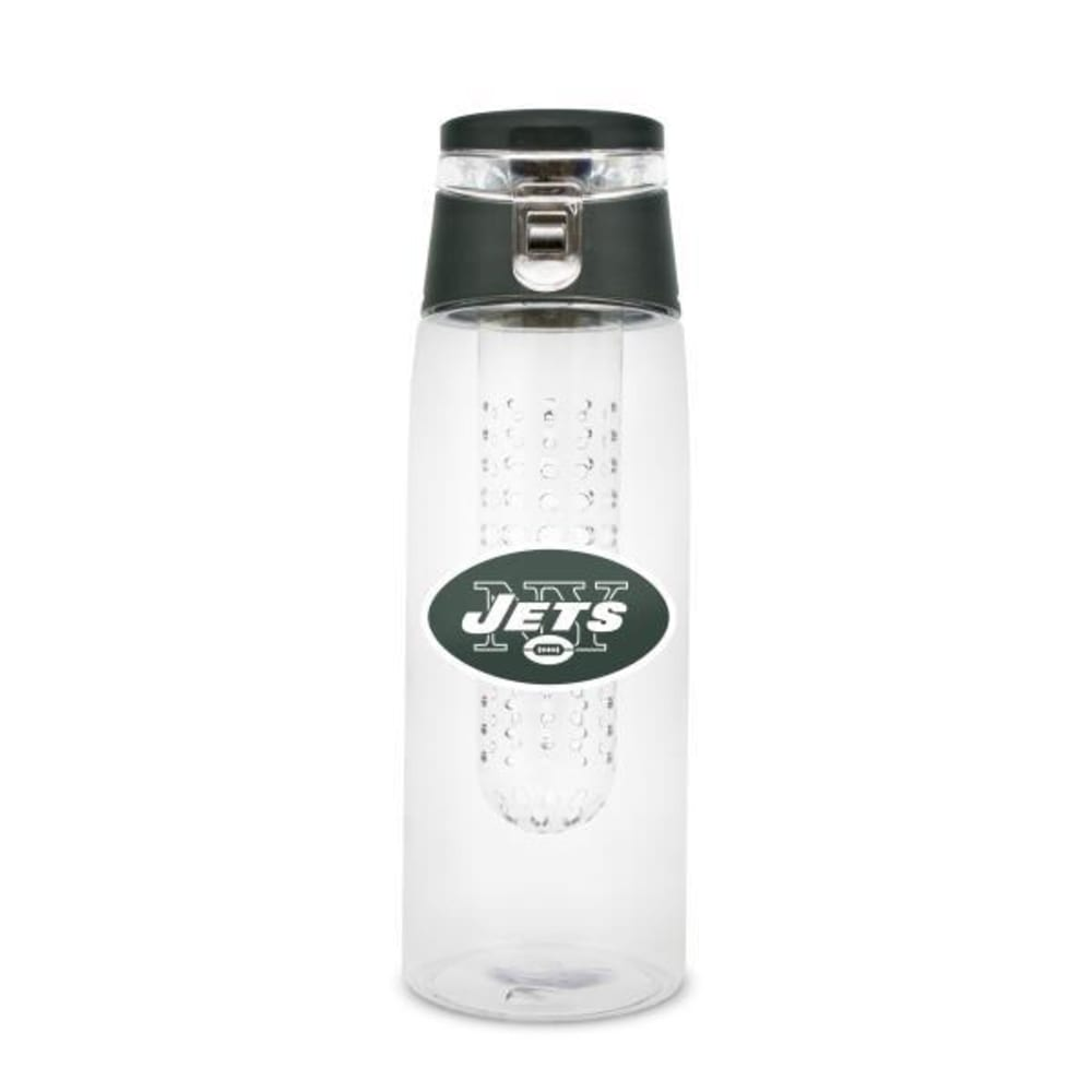 NEW YORK JETS NFL Infusion Water Bottle - ASSORTED