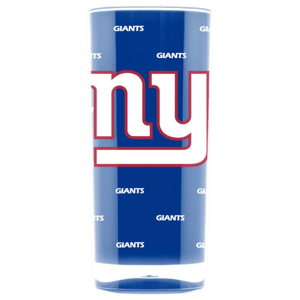 NEW YORK GIANTS Insulated Square Tumbler - ASSORTED
