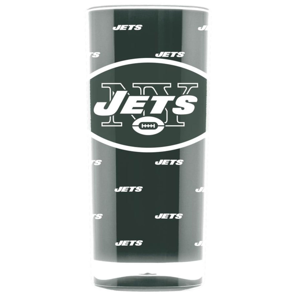 NEW YORK JETS Insulated Square Tumbler - ASSORTED