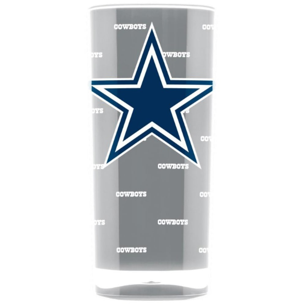 DALLAS COWBOYS Insulated Square Tumbler - ASSORTED