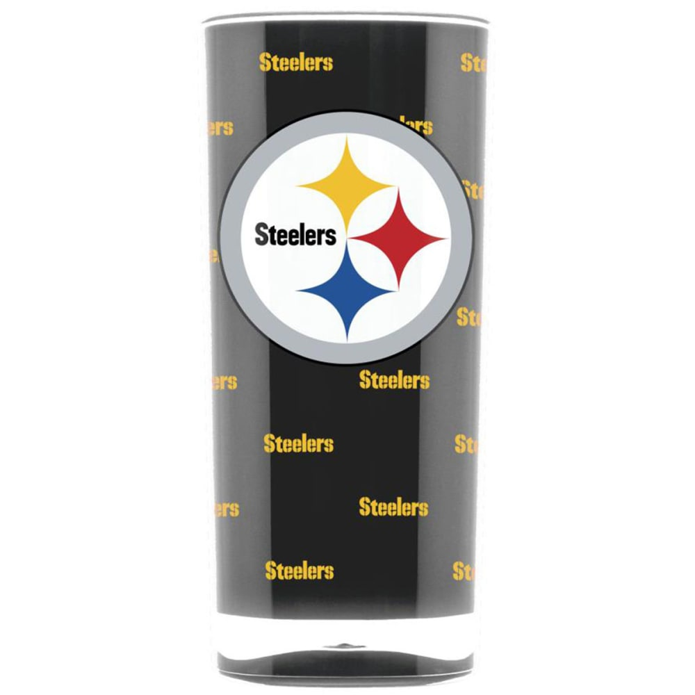 PITTSBURGH STEELERS Insulated Square Tumbler - ASSORTED