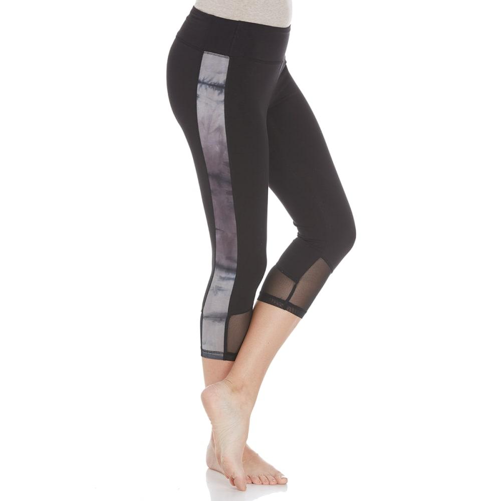 MARIKA Women's Vicki Capri Leggings - GUNMETAL -15G