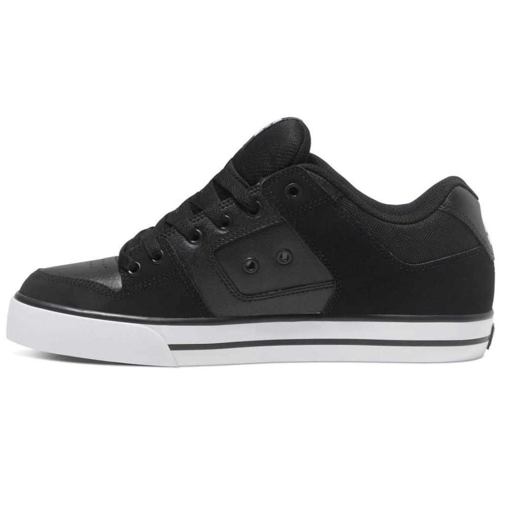 DC SHOES Men's Pure Shoes - BLACK