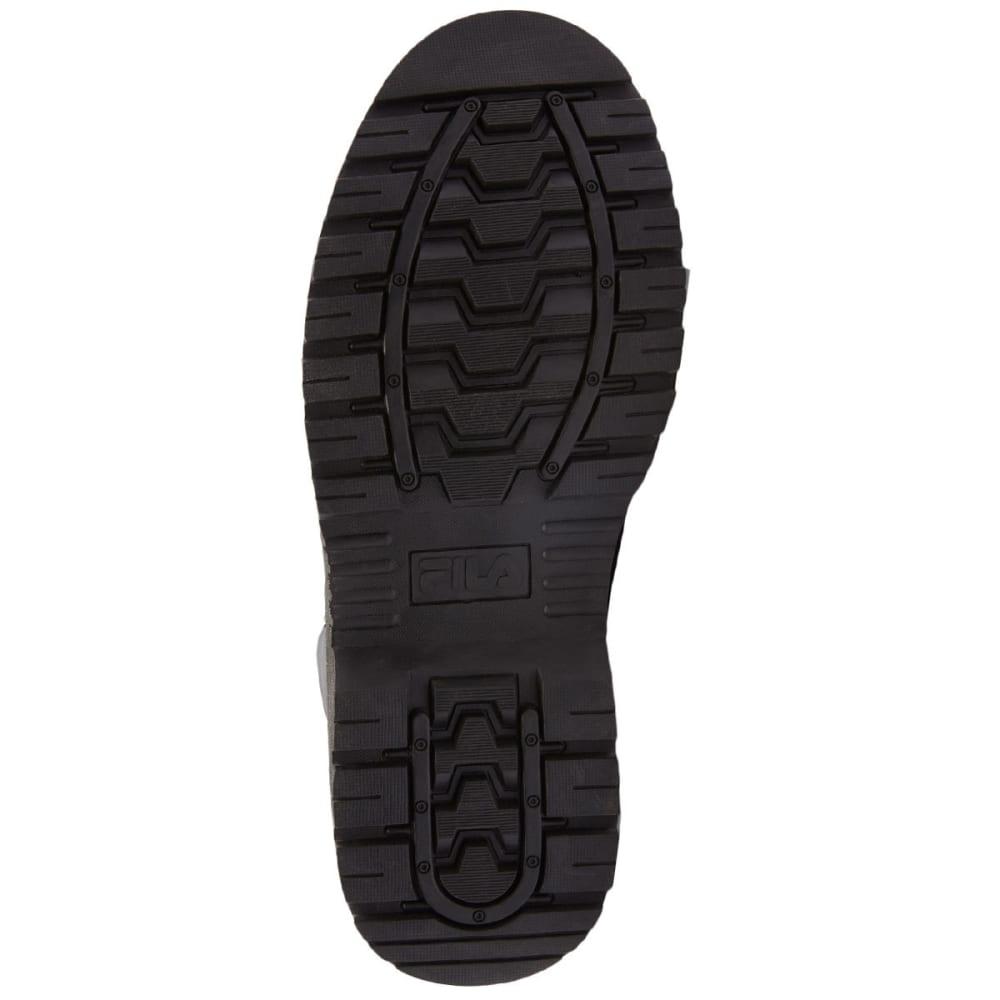 FILA Men's Landing Steel Work Shoes - 001 BLACK