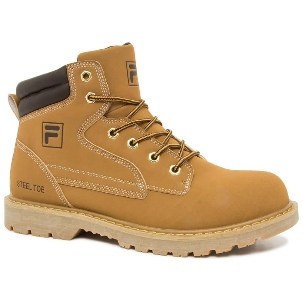 FILA Men's Landing Steel Work Shoes 8