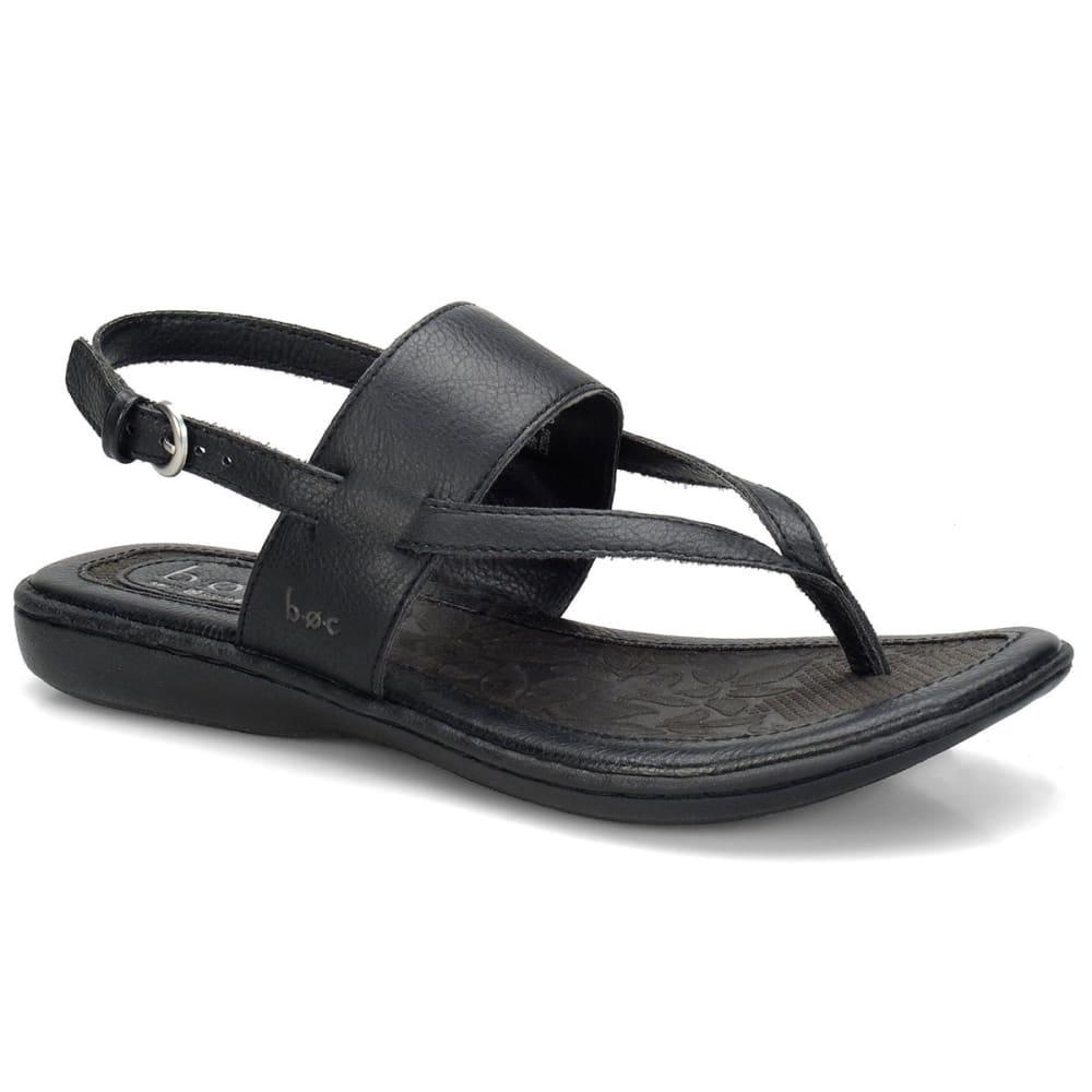 B.O.C. Women's Sharin Sandals - BLACK
