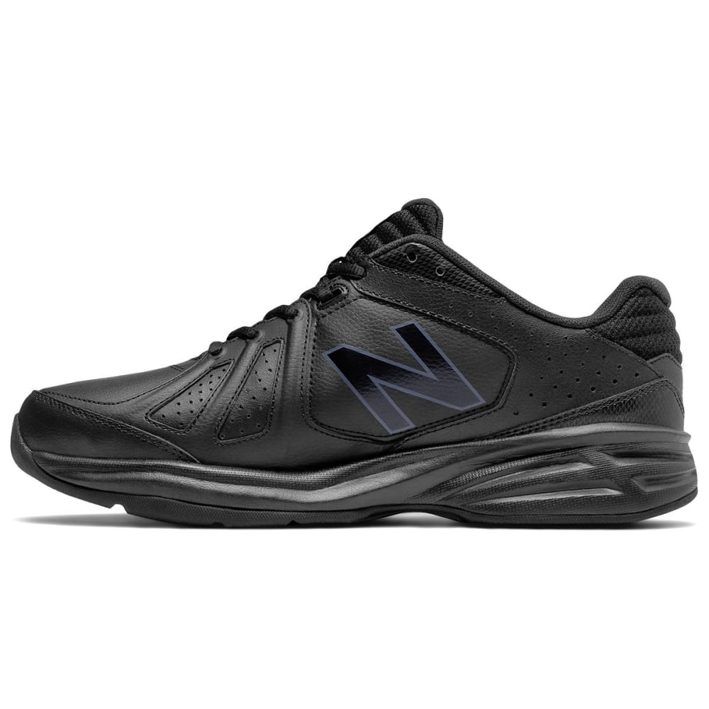 NEW BALANCE Men's MX409AB3 Cross Training Shoes, Wide - BLACK