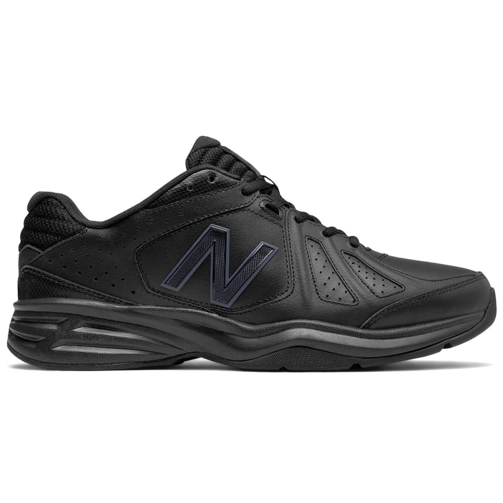 New Balance Men's Mx409Ab3 Cross Training Shoes, Wide - Black, 8