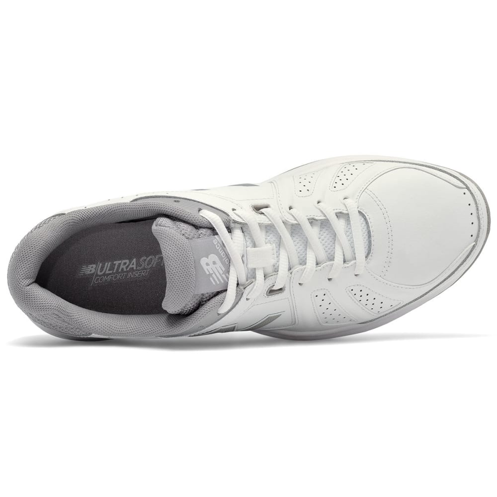 NEW BALANCE Men's MX409WG3 Cross Training Shoes - WHITE