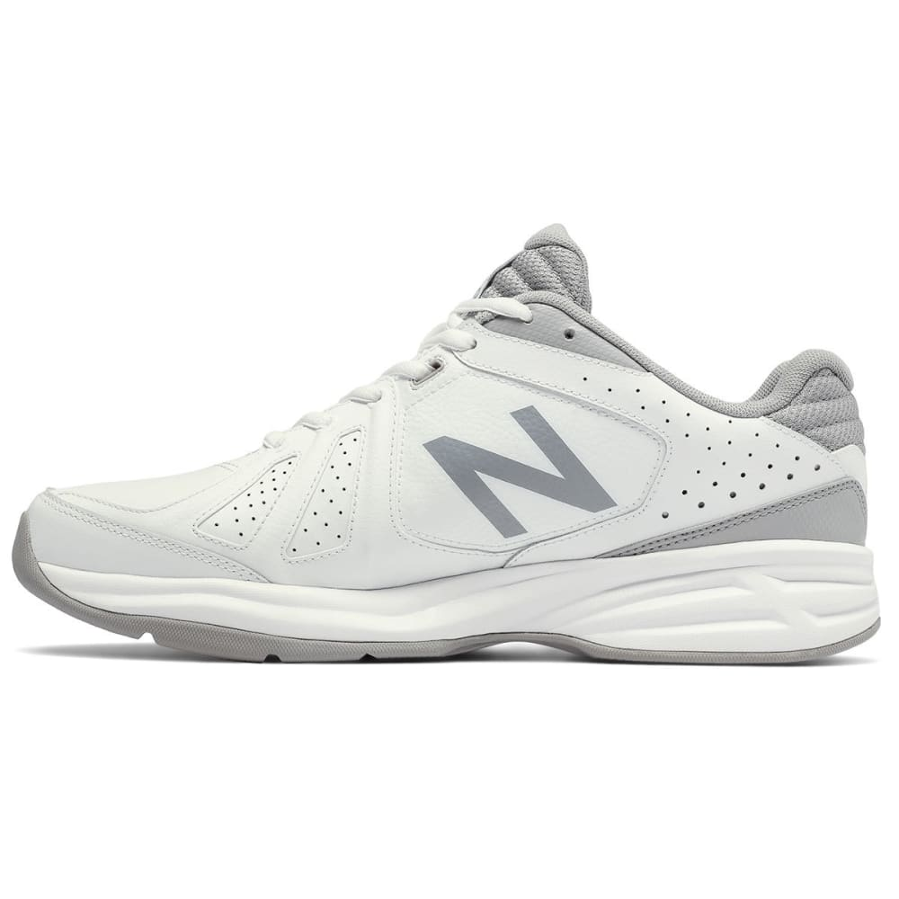 NEW BALANCE Men's MX409WG3 Cross Training Shoes, Wide - WHITE