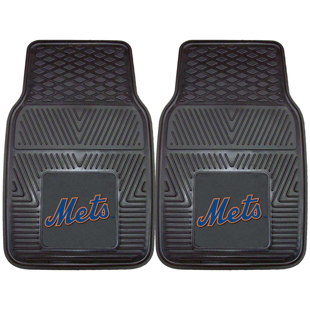 NEW YORK METS Vinyl Car Mats, 2 Pack - ASSORTED