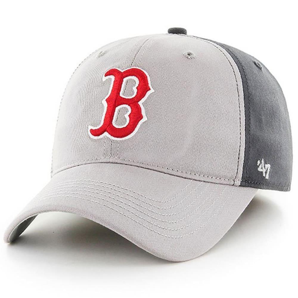 BOSTON RED SOX '47 Umbra Flex Fit Hat - CHAR