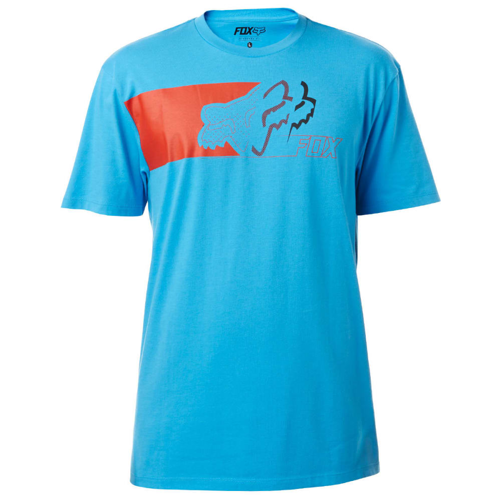 FOX Guys' Transformed Short-Sleeve Tee - SURFACE BLUE - 002