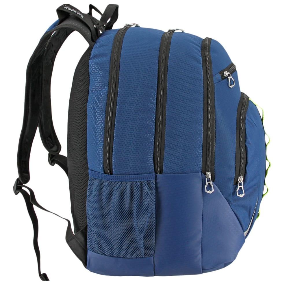 ADIDAS Prime II Backpack - 745-TECH STEEL/SOLAR