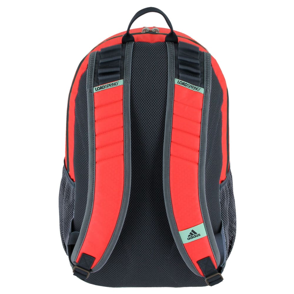 ADIDAS Mission Backpack - 800-SHOCK RED/D.SPAC