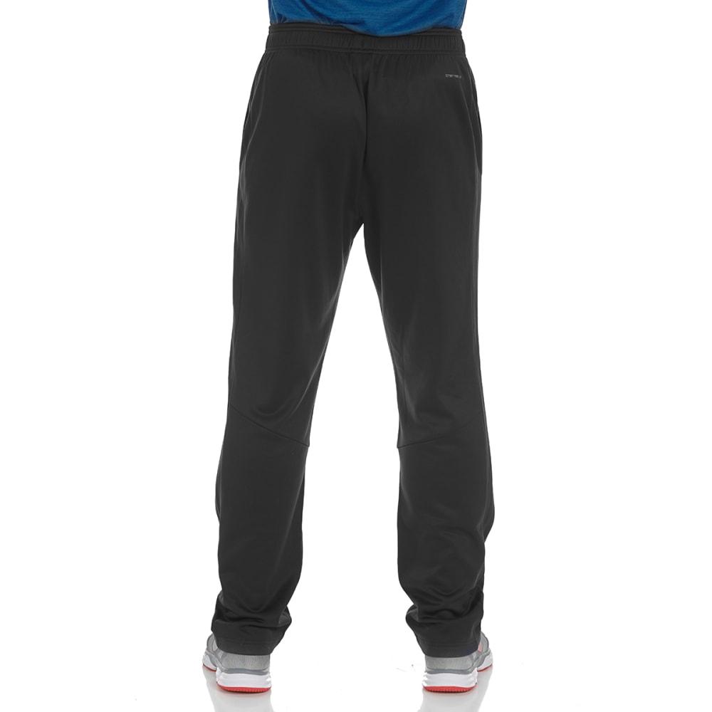 LAYER 8 Men's Tech Fleece Pants - RICH BLACK-RCB
