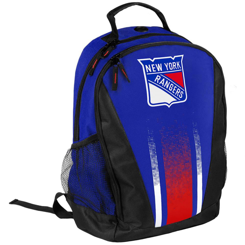 NEW YORK RANGERS Primetime Backpack - ROYAL BLUE
