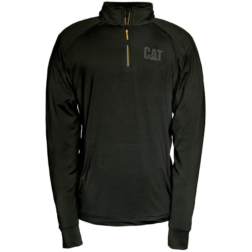 CATERPILLAR Men's Contour 1/4 Zip Sweatshirt S