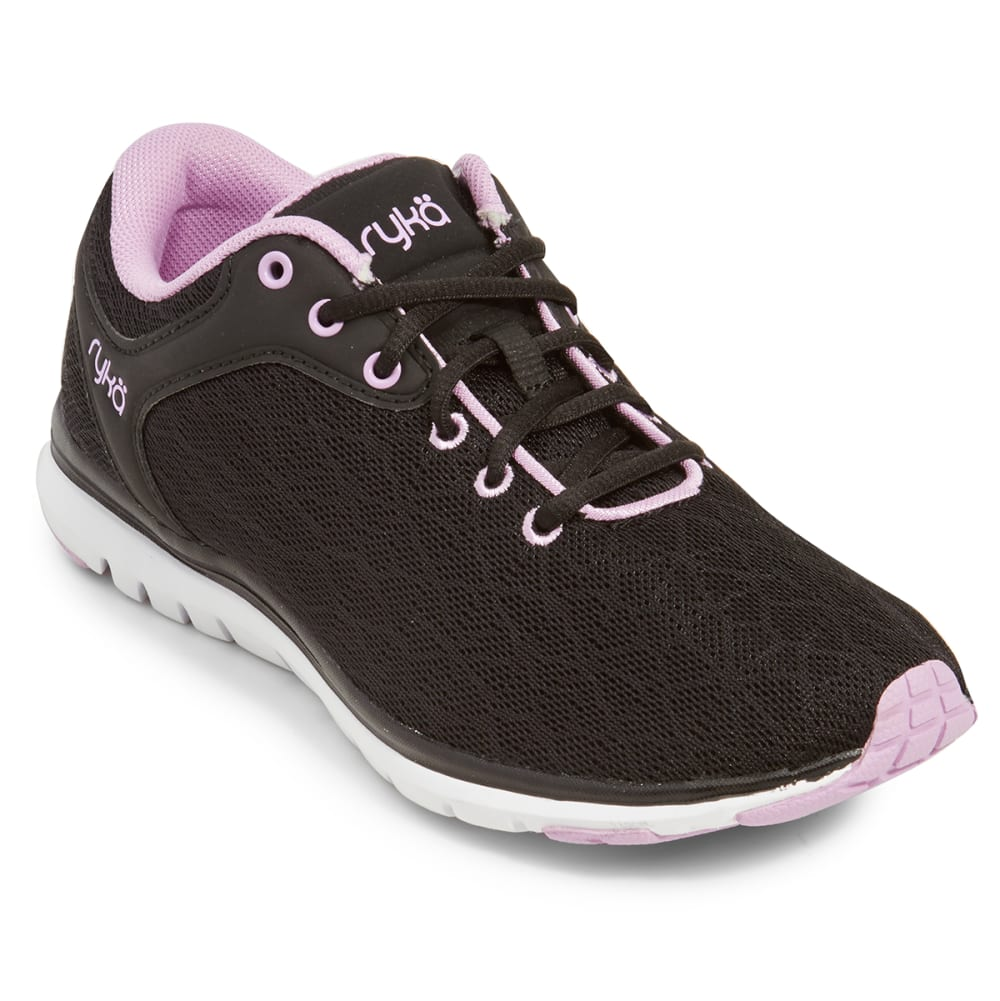 RYKA Women's Cygnus Training Sneakers - BLACK