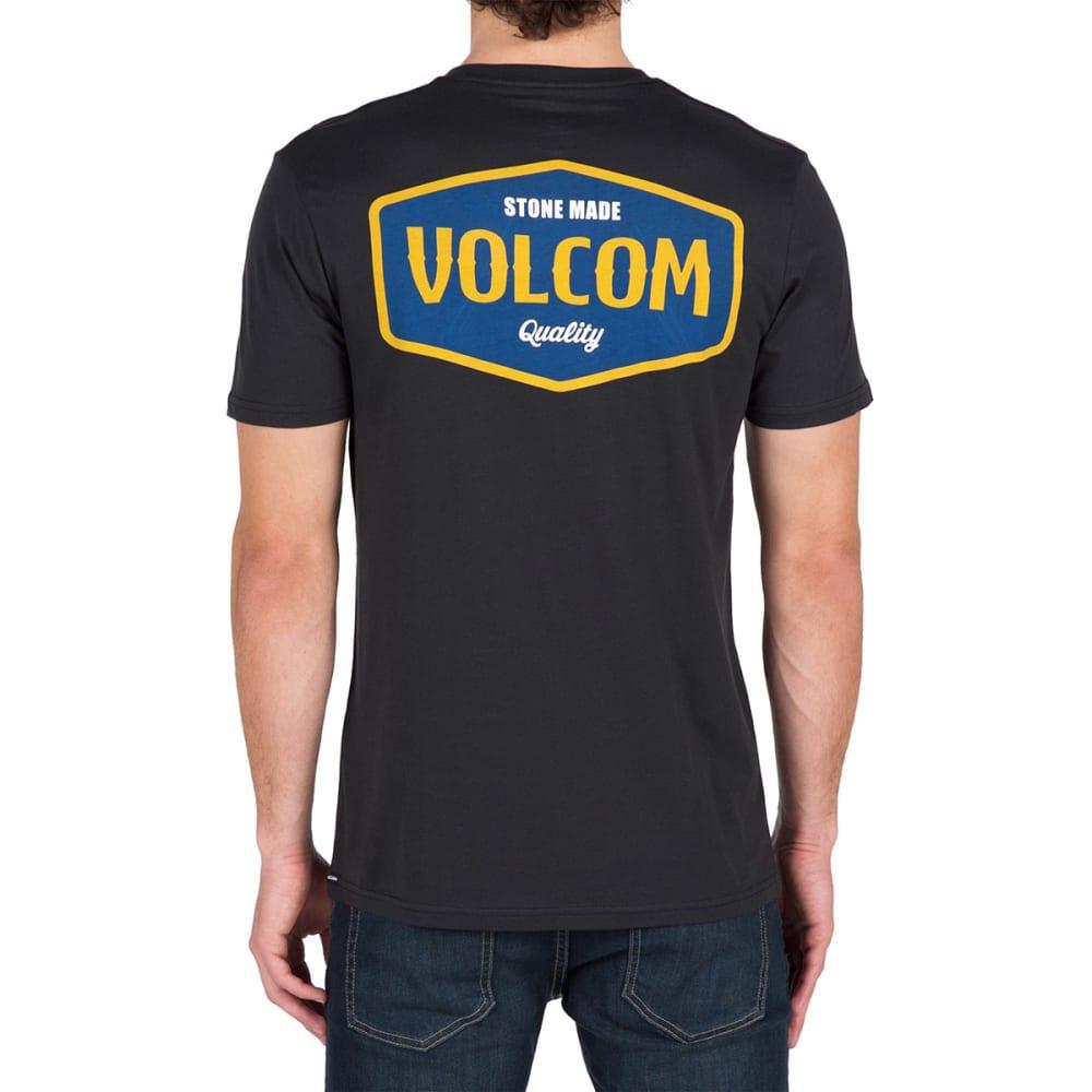 VOLCOM Guys' Nine Forty Short-Sleeve Tee - BLACK- BLK