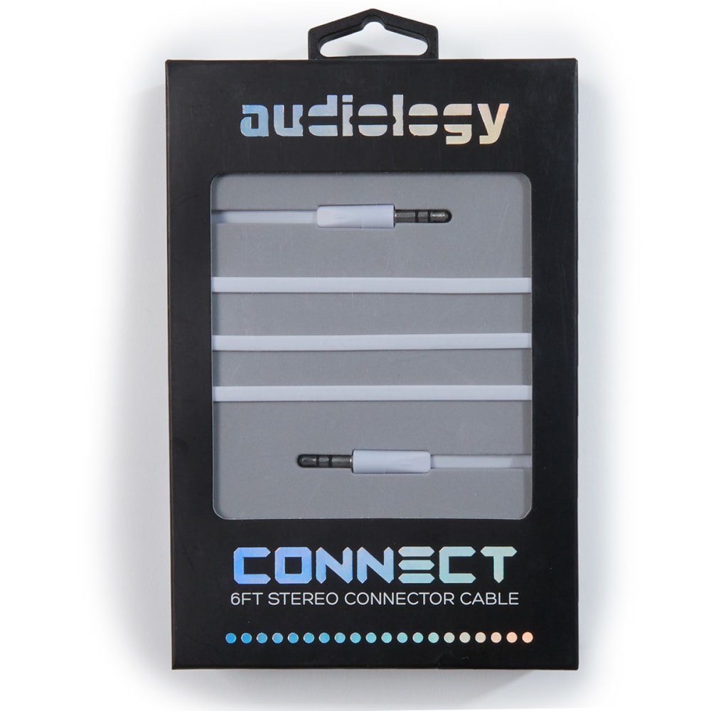 AUDIOLOGY Connect 6FT Audio Cable NO SIZE