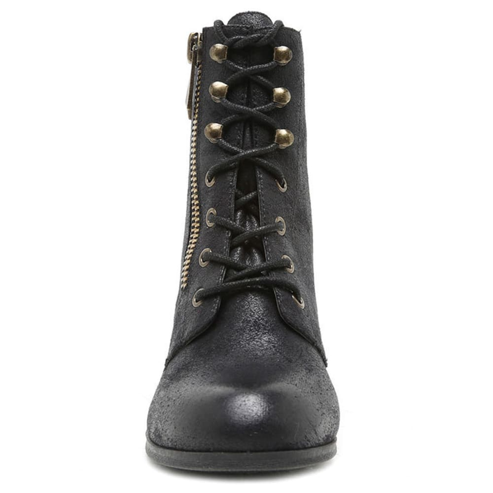 QUPID Women's Maze-65 Boots - BLACK