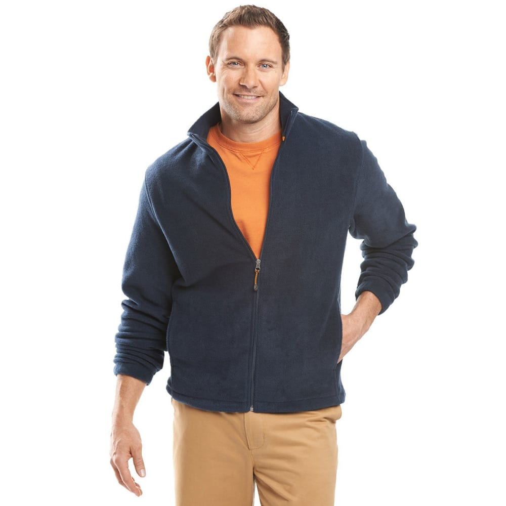 WOOLRICH Men's Andes II Fleece Jacket - DEEP INDIGO