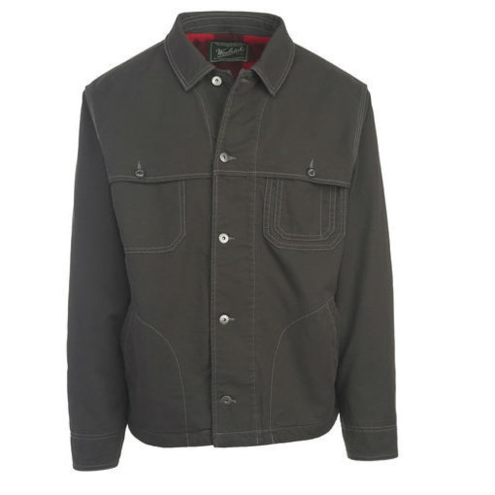 WOOLRICH Men's Centerpost Jacket - COAL
