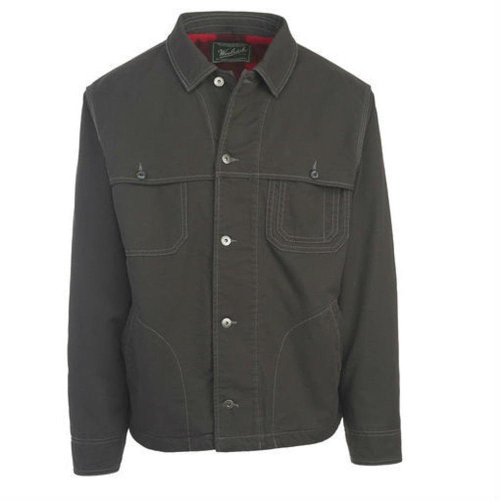 WOOLRICH Men's Centerpost Jacket - COAL
