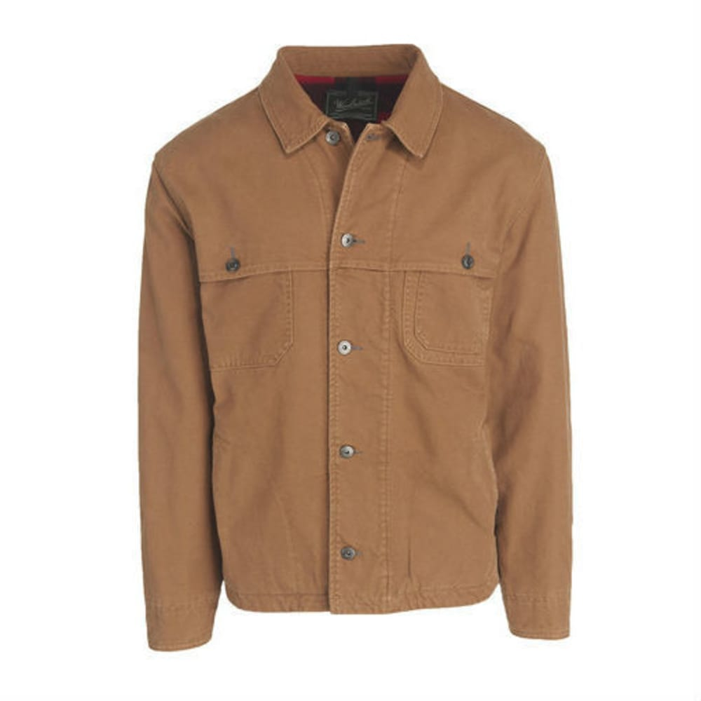 WOOLRICH Men's Centerpost Jacket - CHICORY