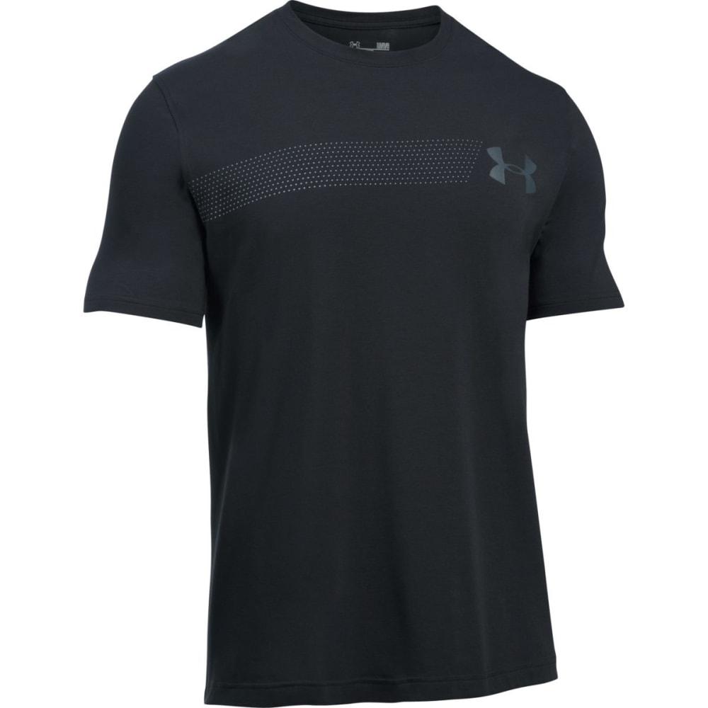 UNDER ARMOUR Men's Fast Update Short-Sleeve Tee - BLACK/STEALTH-001