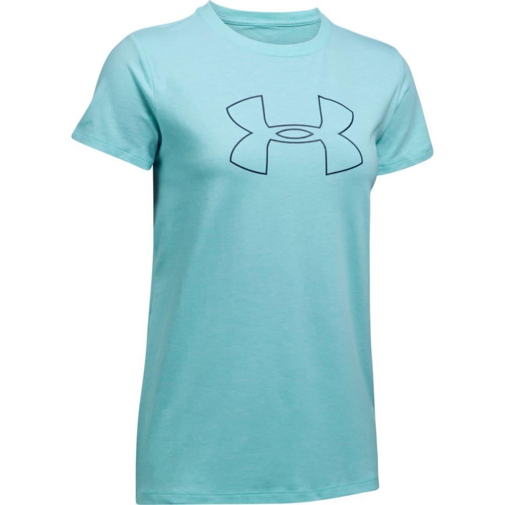 UNDER ARMOUR Women's Big Logo Short Sleeve Tee XS