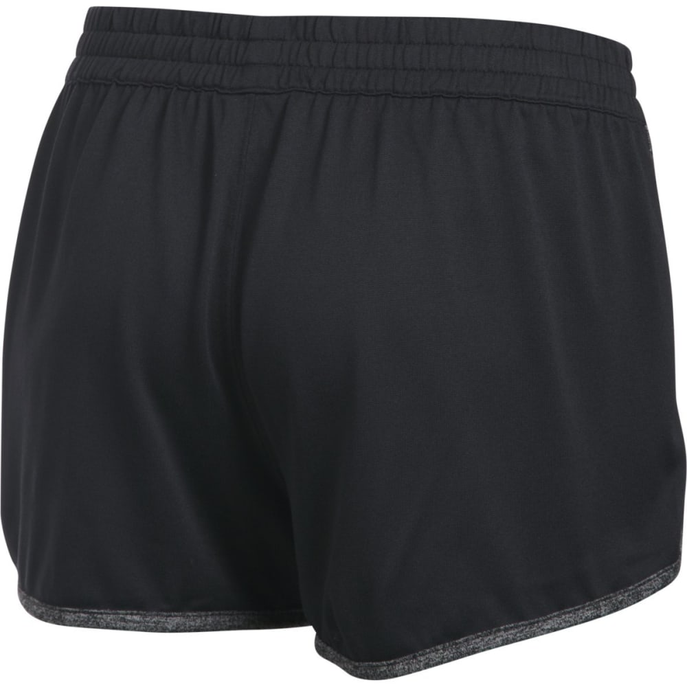 UNDER ARMOUR Women's Twist Tech Shorts - BLACK-001