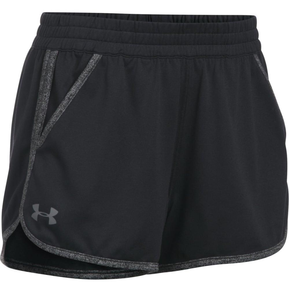 Under Armour Women's Twist Tech Shorts - Black, S