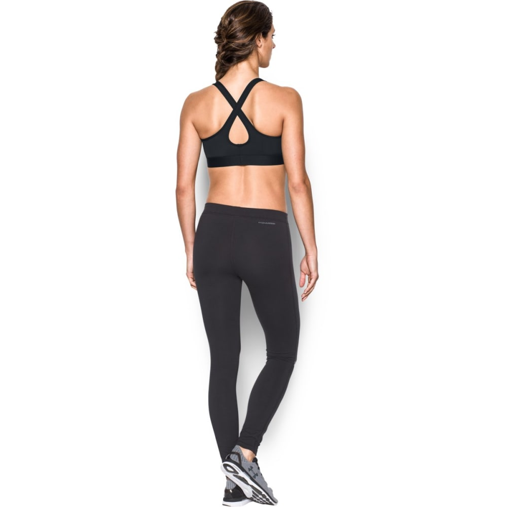 UNDER ARMOUR Women's Armour® Mid – Crossback Sports Bra - BLACK-001