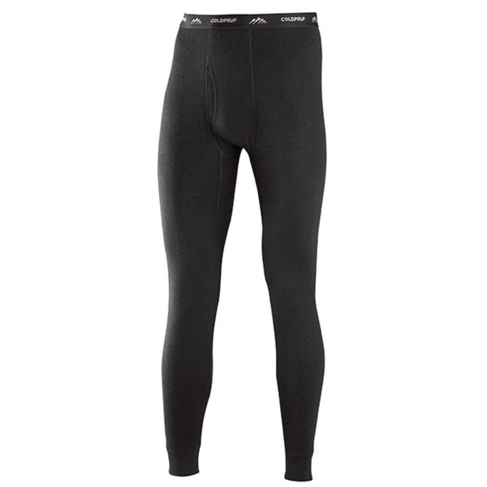COLDPRUF Men's Basic Thermal Pants - BLACK