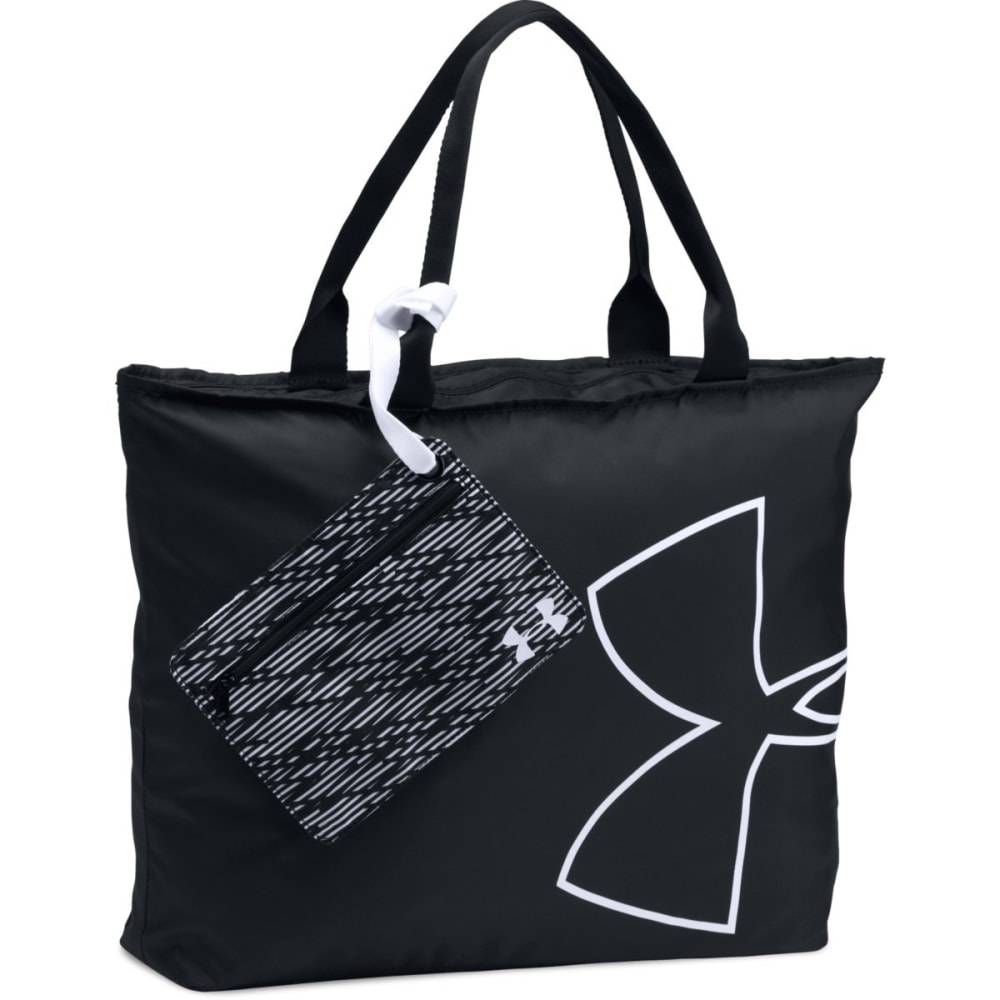 UNDER ARMOUR Big Logo Tote - BLK/WHT-002