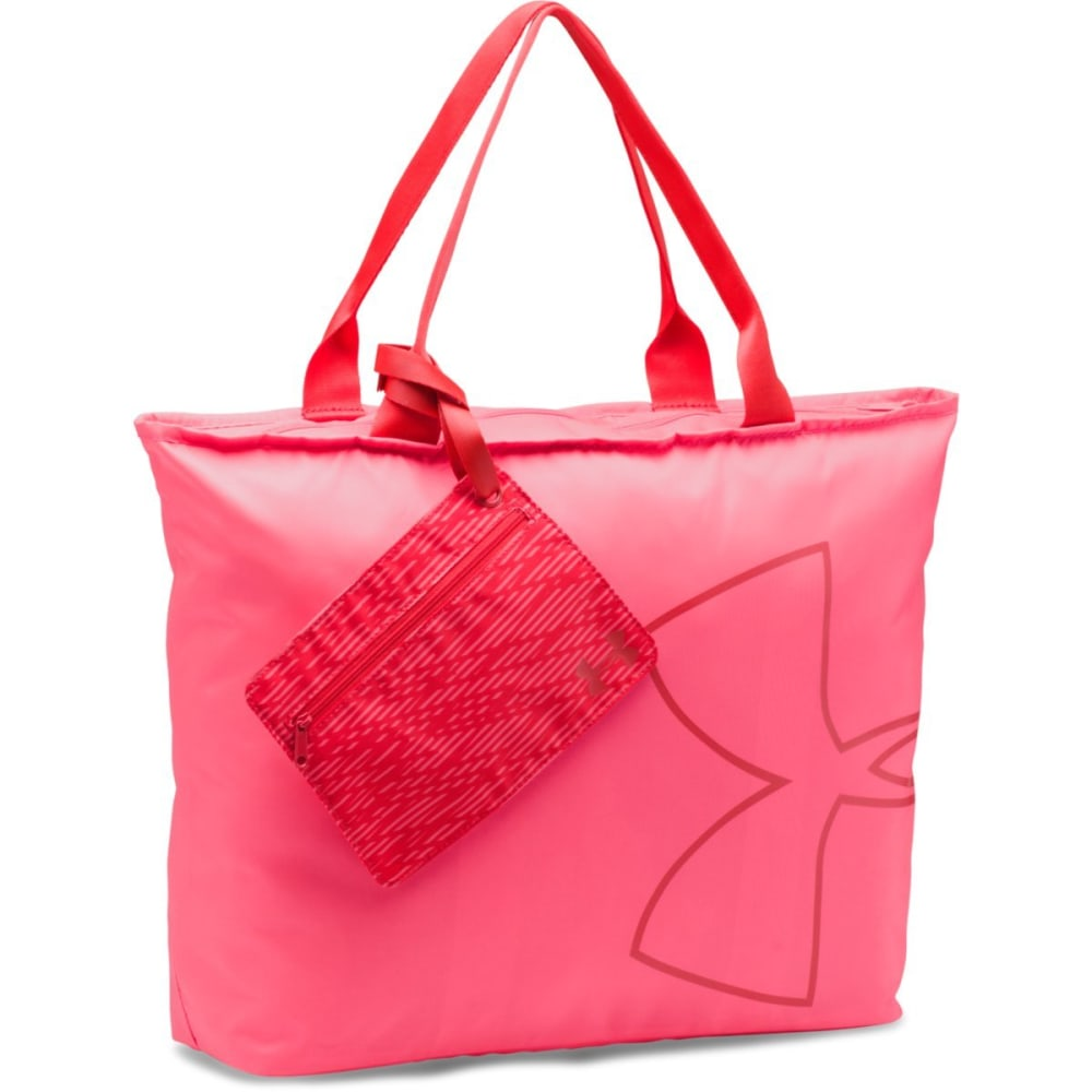 UNDER ARMOUR Big Logo Tote - PINK SHOCK-683