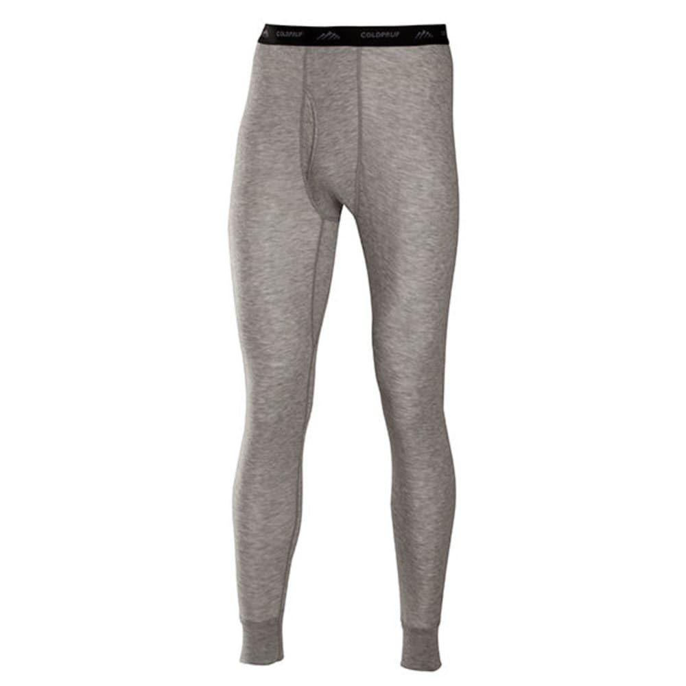 COLDPRUF Men's Platinum Thermal Pants - HEATHER GREY