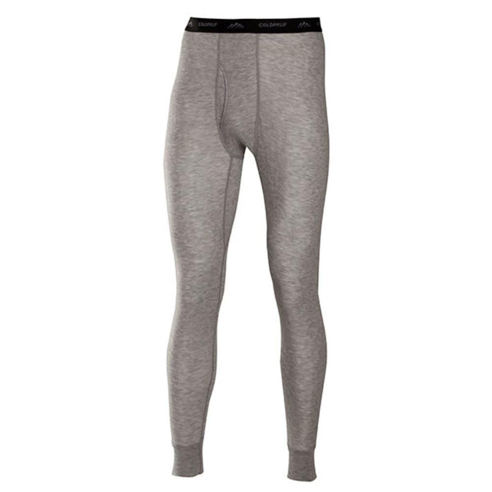 COLDPRUF Men's Platinum Thermal Pants - HEATHER GREY