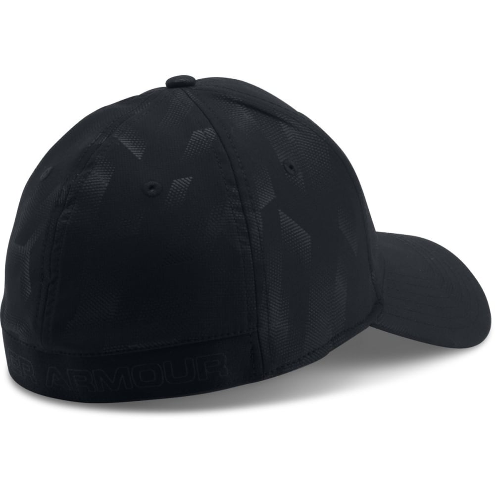 UNDER ARMOUR Men's Storm Printed Headline Cap - BLACK-001