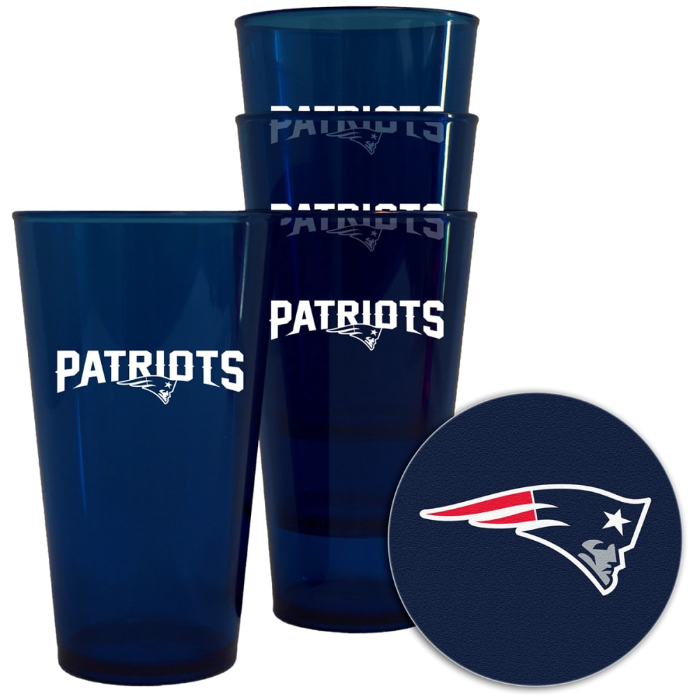 NEW ENGLAND PATRIOTS Plastic Cup - NAVY
