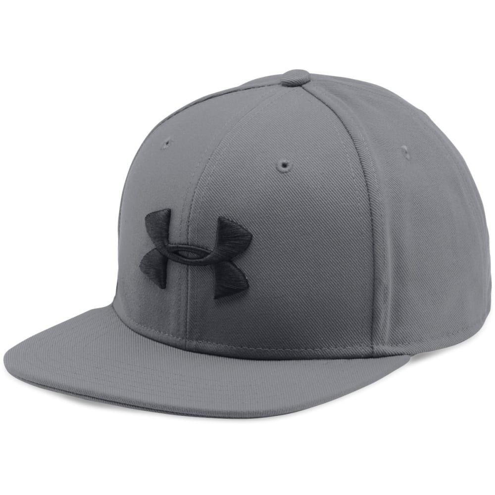 UNDER ARMOUR Men's Huddle Snapback Cap ONE SIZE